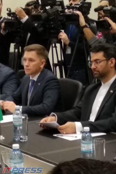 در حاشیه نمایشگاه بین المللی باکو تل : توافق برای تشکیل کنسرسیوم ICTبا حضور آذربایجان ، روسیه ، ترکیه و ایران