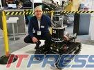 روبات های آتش نشان ،عملیات نجات را متحول میکنند .