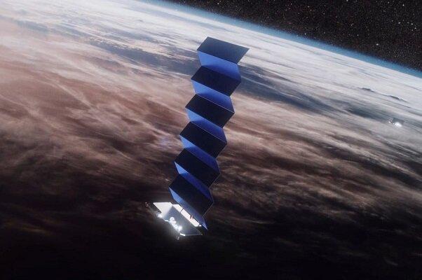 همکاری گوگل و اسپیس ایکس برای اینترنت ماهواره ای