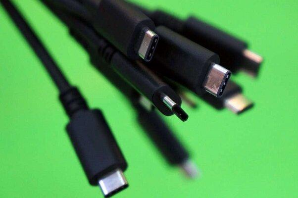 نسل جدید کابل یو اس بی برق لپ تاپ ها را تامین میکند