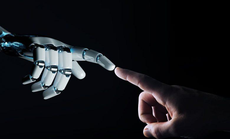 ابداع روش جدید برای ارائه حس لامسه به ربات ها