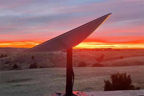 سرعت دانلود اینترنت ماهوارهای استارلینک به ۱۷۶ مگابیت بر ثانیه رسید